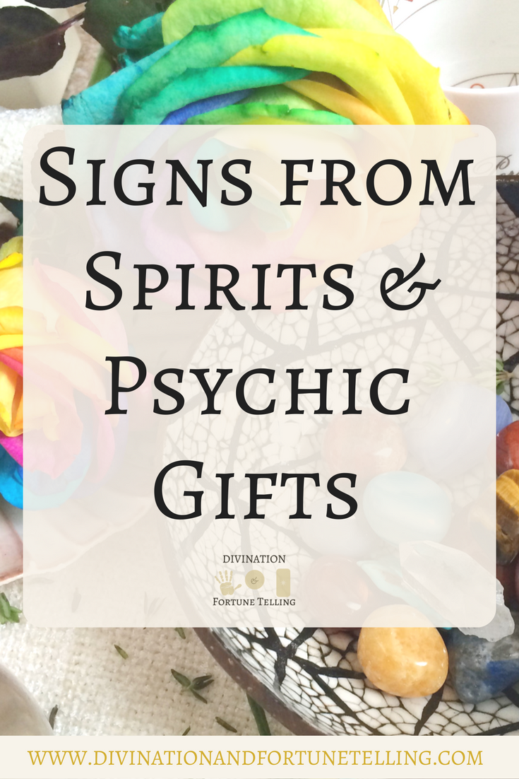 Using Signs For Psychic Development Psychic Development