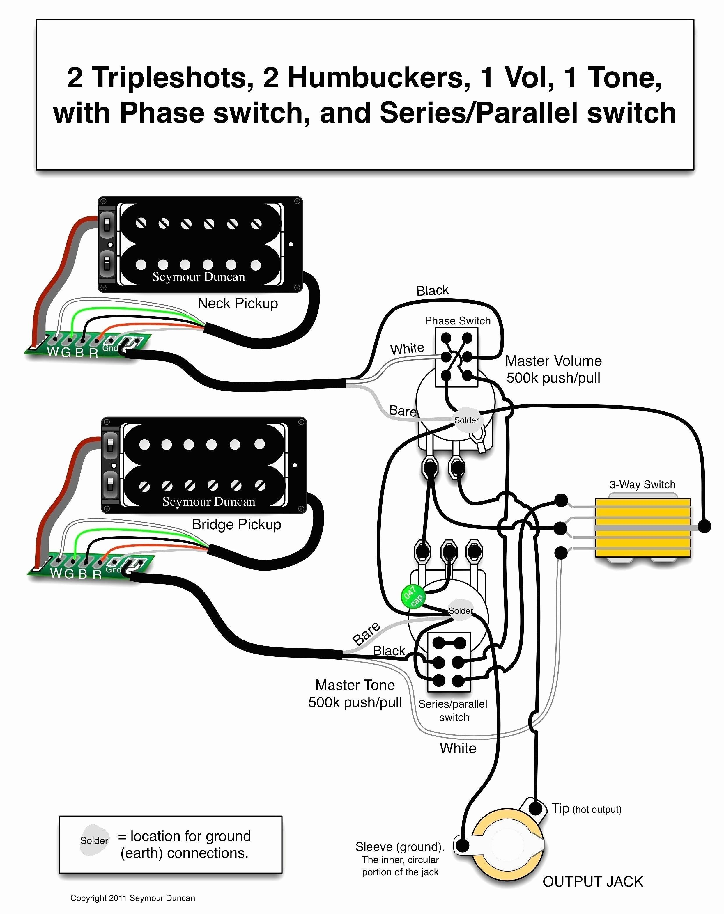 Unique Wiring Schematic For Gibson Les Paul  Diagram