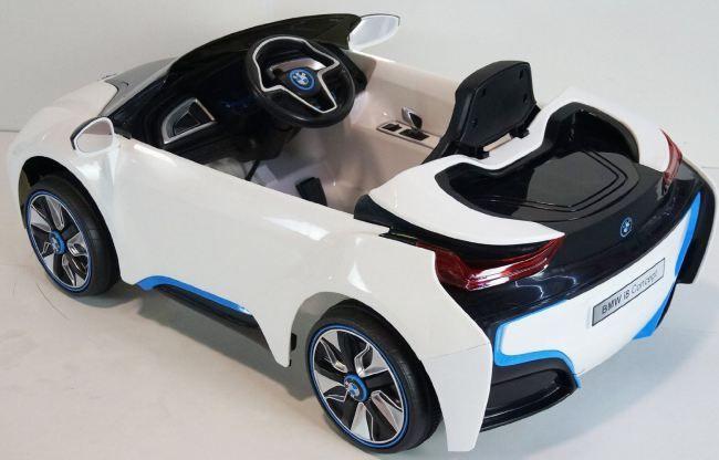 سيارة Avigo Bmw I8 الصغيرة بمواصفات خيالية Toy Car Medicine Bottle Crafts Bmw