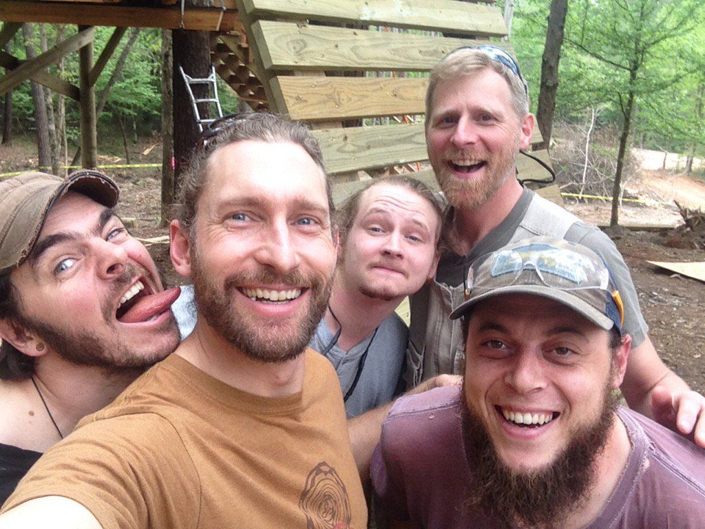 treehouse masters alex. Plain Treehouse Alex Meyer On Twitter  Throughout Treehouse Masters