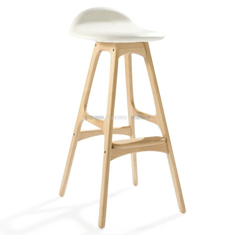 Luxury Wooden Antique Bar Stools