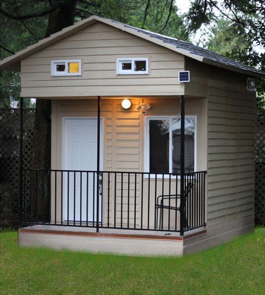 100 Sq. Ft. Hummingbird Tiny House with Loft   Photo