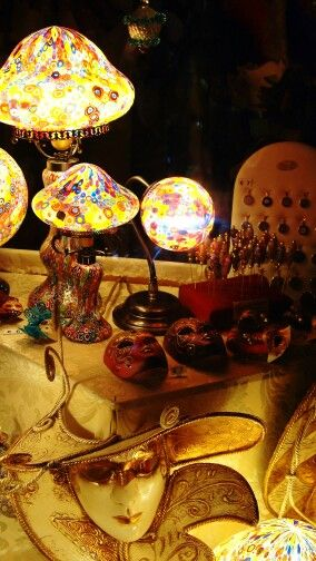 Venezia glass industrial arts