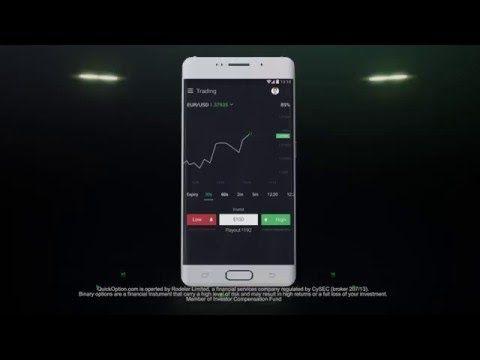 Samsung app for binary options