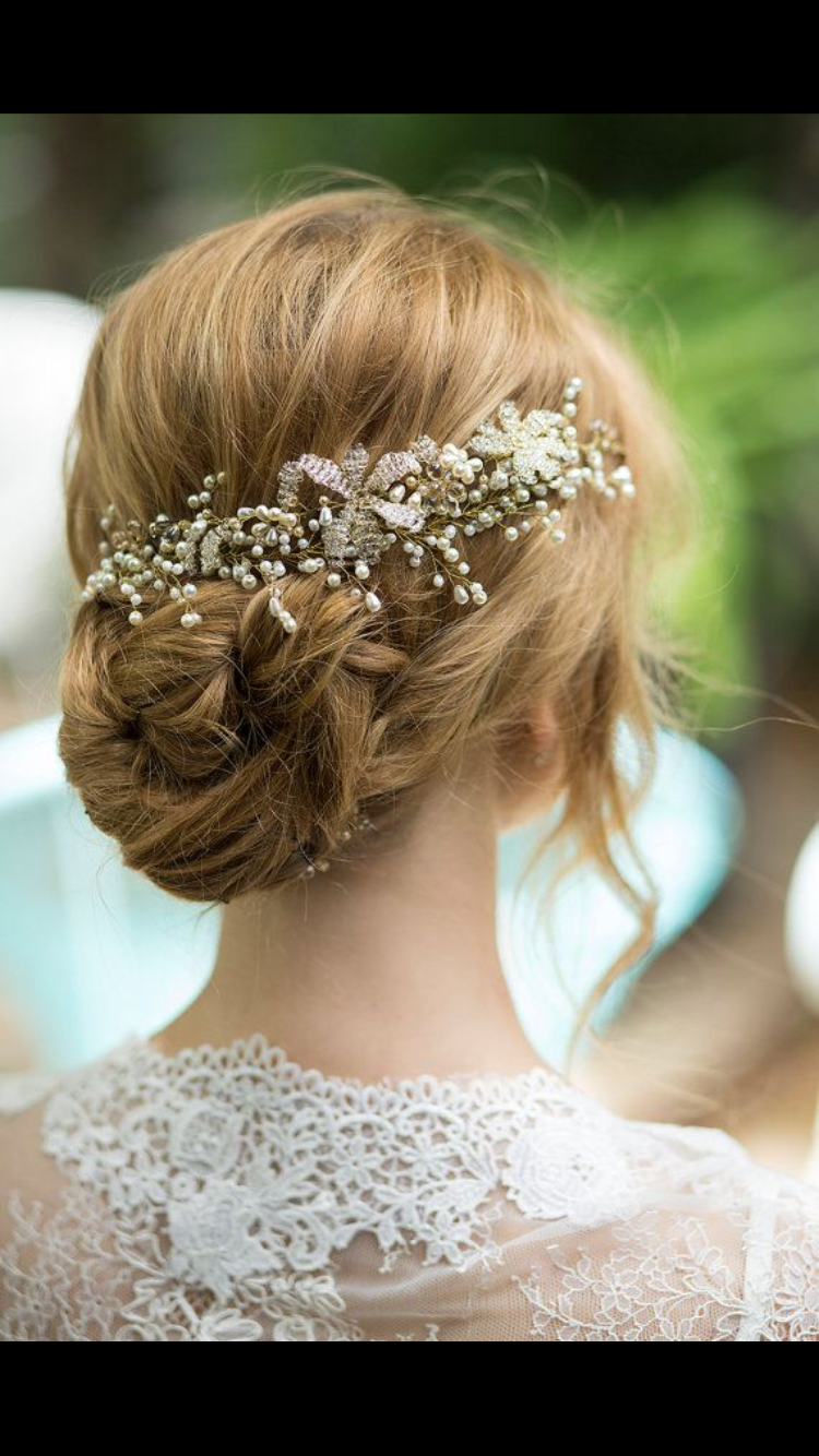pin by leighann kimber on wedding hair | pinterest | wedding