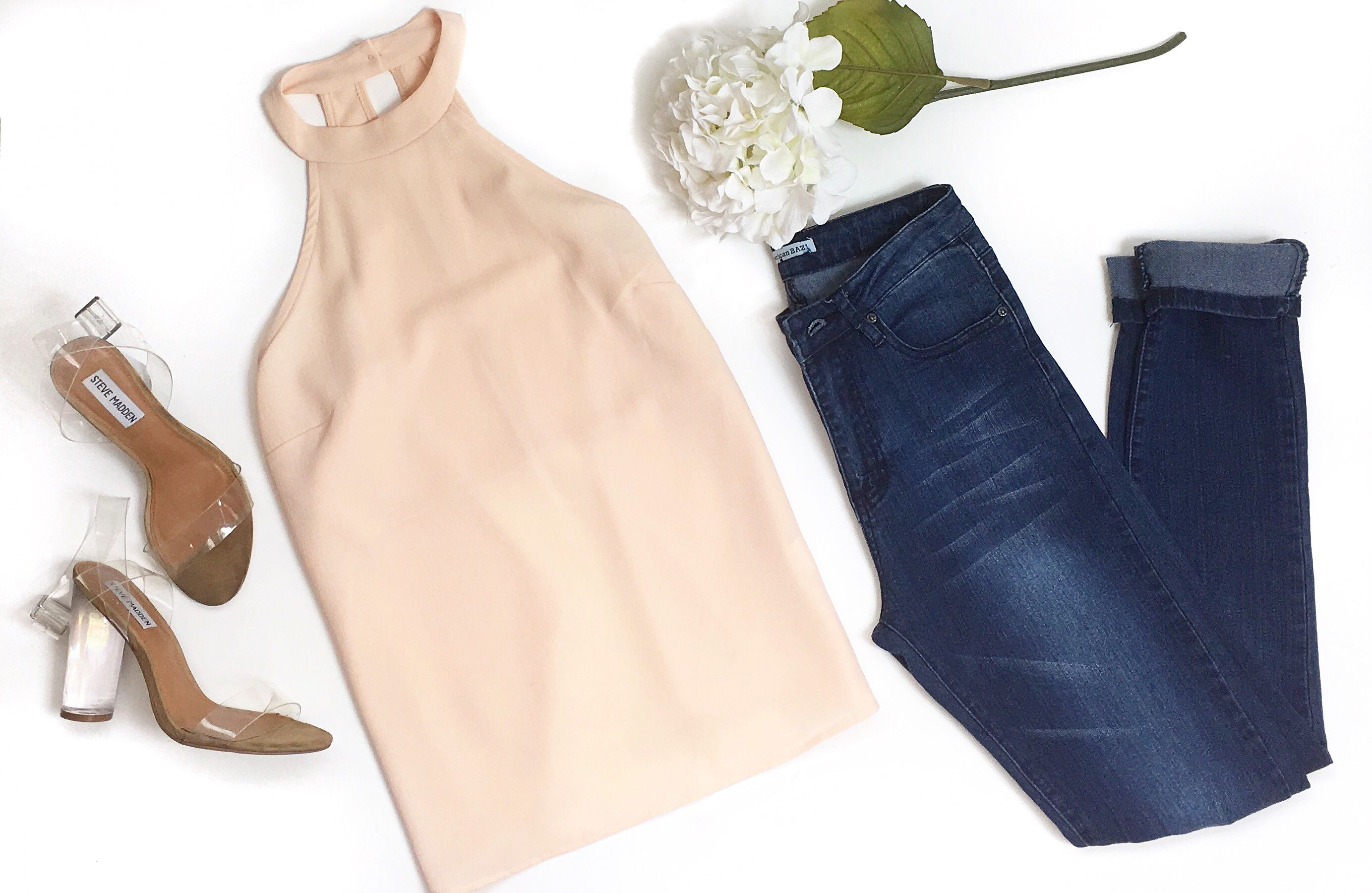 d90dbd86b3 Perfect Valentine's date night outfit💕