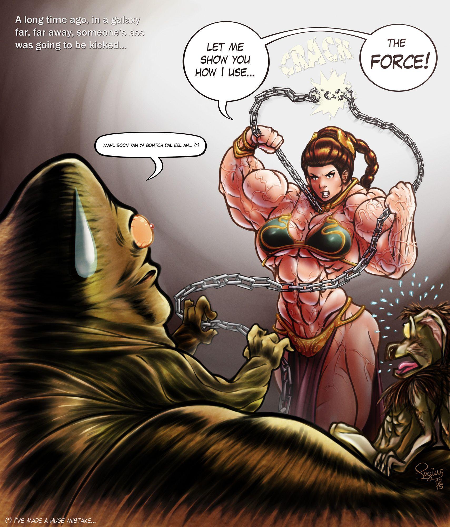 princes leia of star wars naked