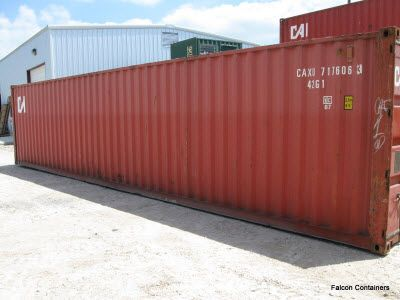 40 Storage Container Falcon Containers Shipping Container Dimensions Shipping Container Container
