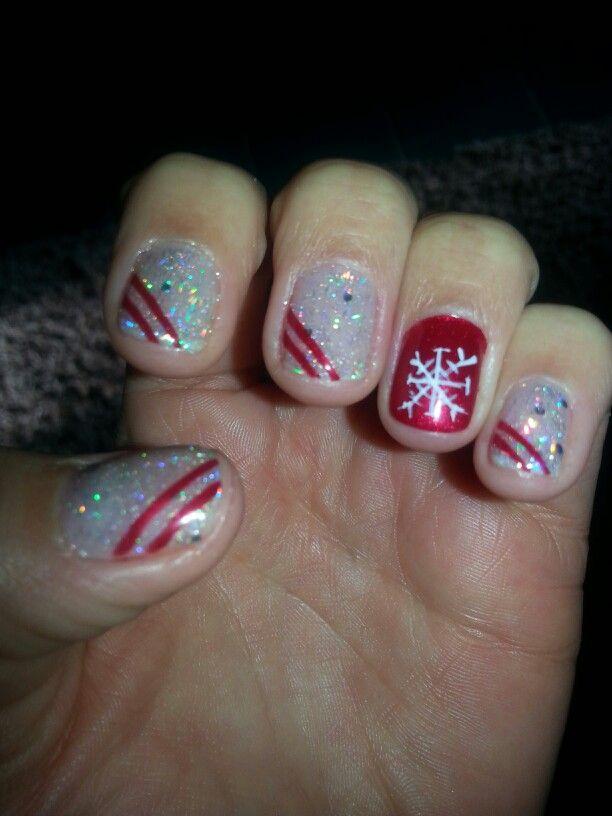 Christmas nails!!