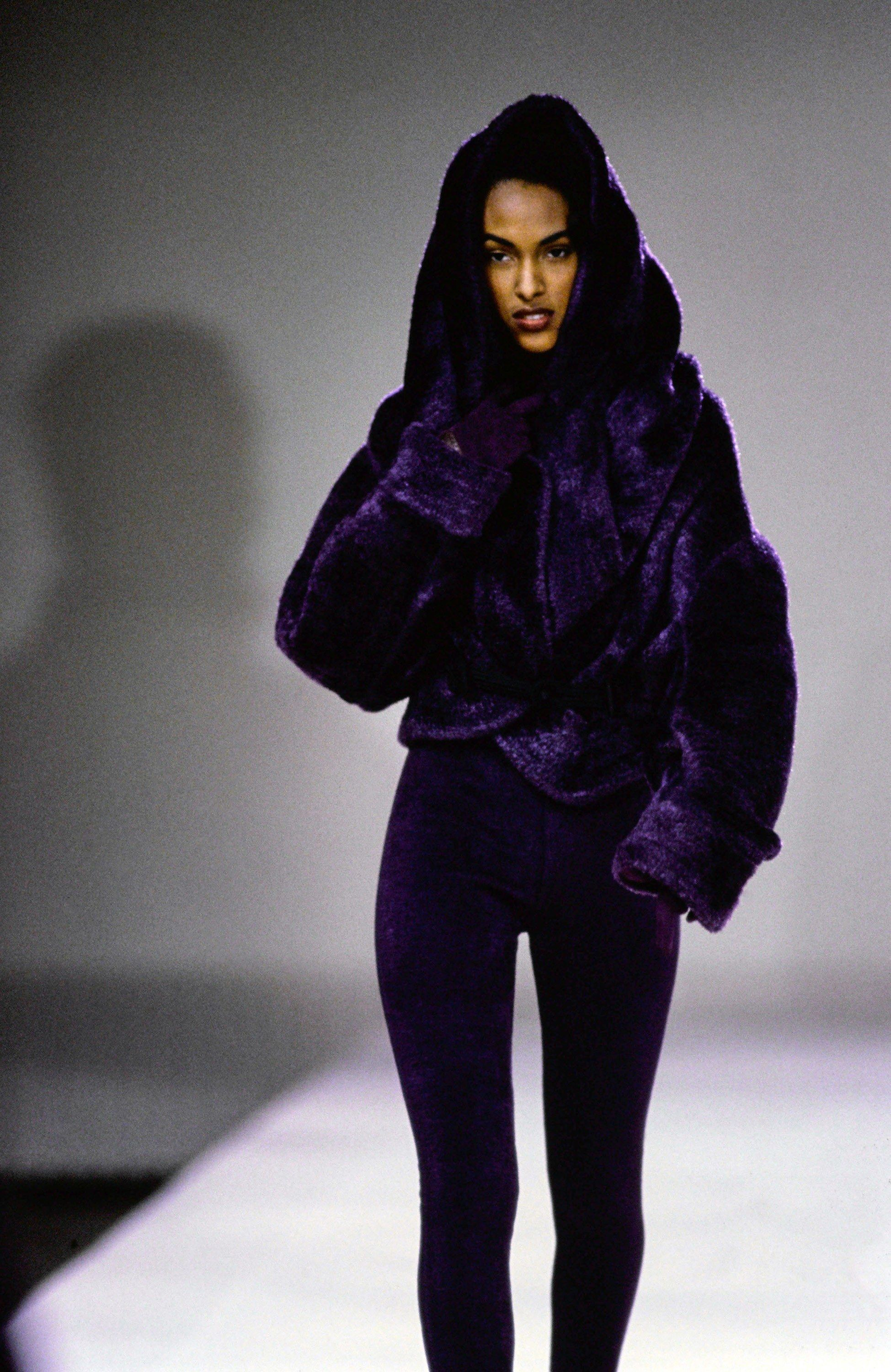 Alaïa Fall 1991 ReadytoWear Fashion Show Fashion, Old