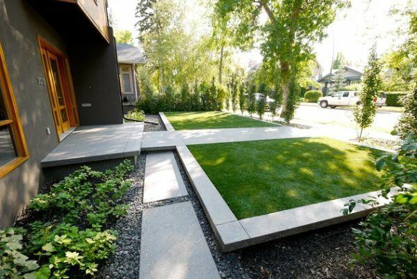 Patio Design Ideen - Vorgarten gestalten Garten Pinterest - outdoor patio design ideen