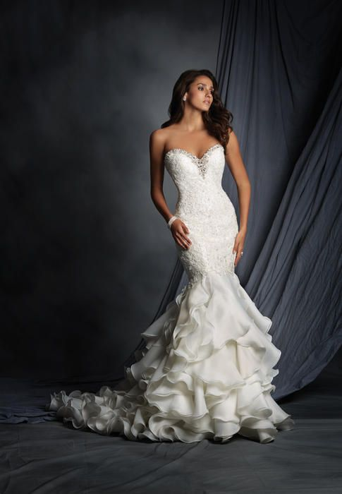 Michigan bridal wedding gown store Alfred Angelo Bridal 2527 Alfred ...