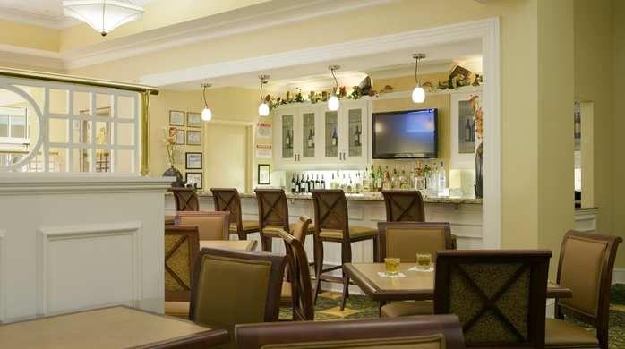 Hilton Garden Inn Nashville Vanderbilt Hotel Tn Lounge 1715
