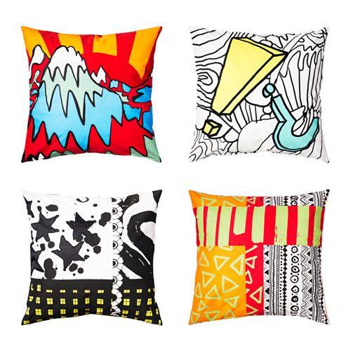 Möbel & Einrichtungsideen für dein Zuhause | Kissenbezüge, Leicht ...