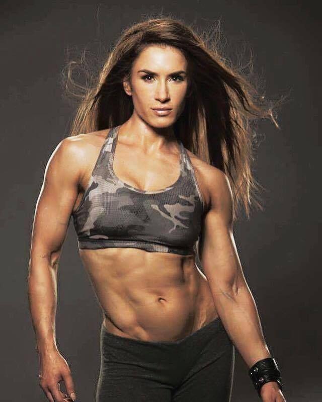 pauline nordin the ultimate female fitness trainer