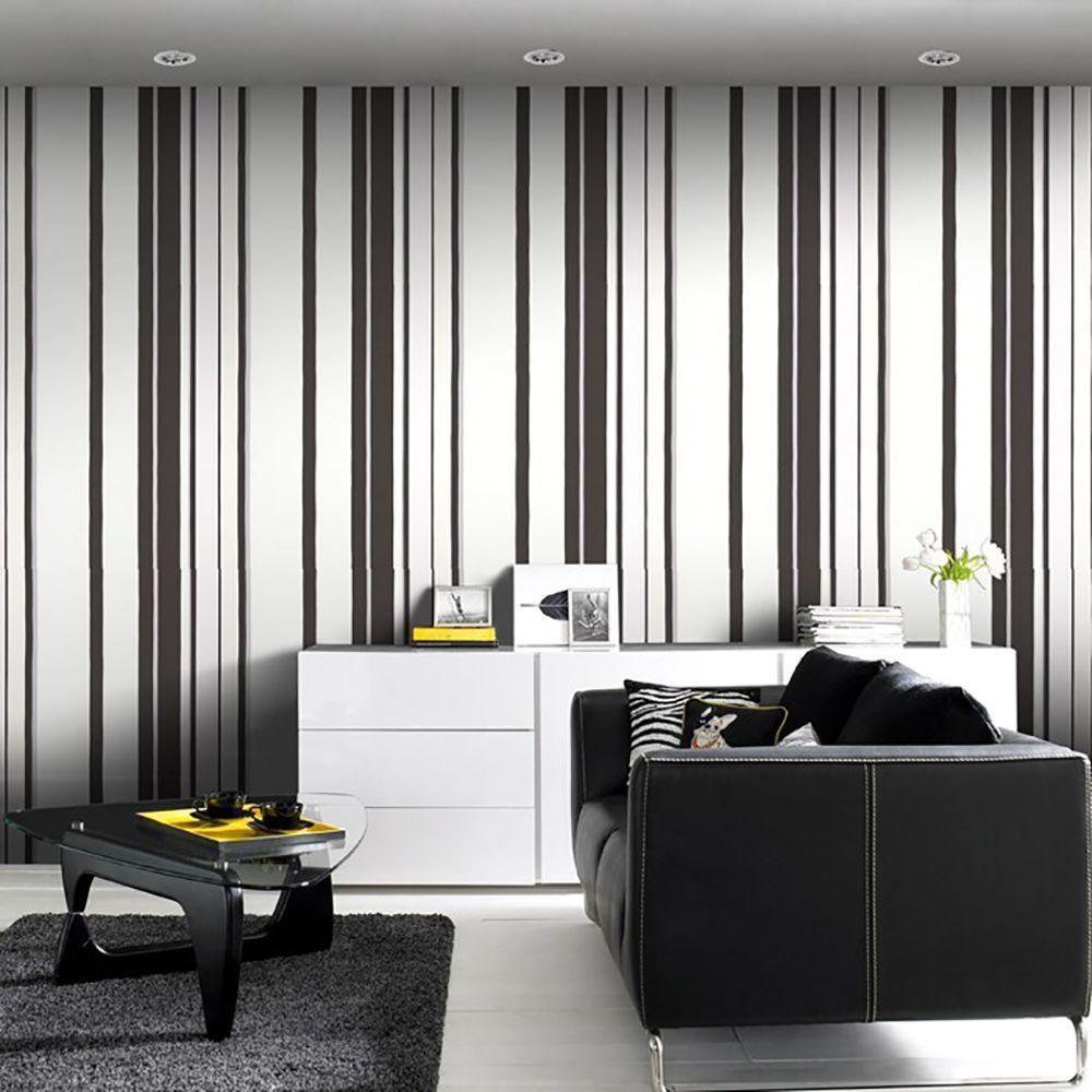 Graham Brown Hoppen Stripe Wallpaper 32 338 The Home D