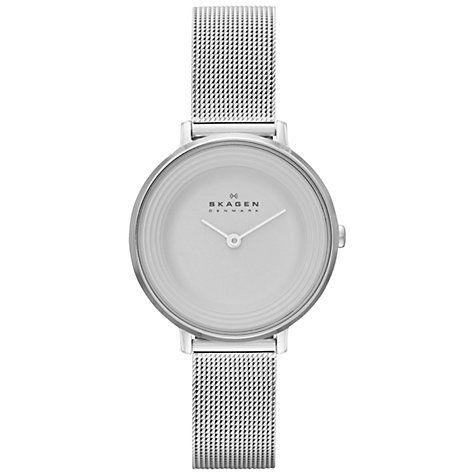41c76ac9421b Buy Skagen SKW2211 Women s Ditte Steel Mesh Watch