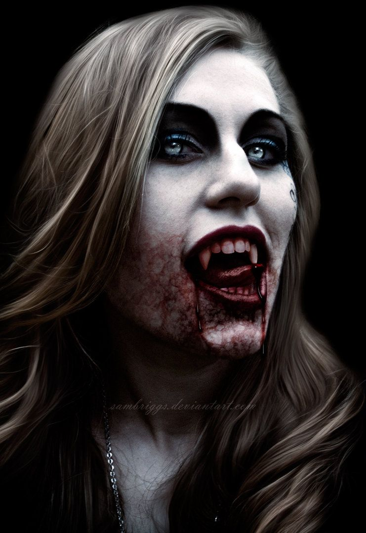 Got Blood Iiby Sambriggs Vtm Pinterest Blutengel Horror And