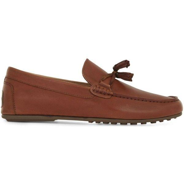 Aldo Freinia Leather Tassel Loafers