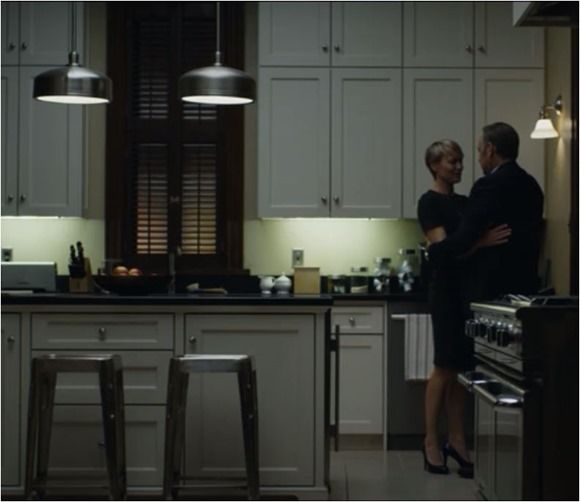 Interiors In House Of Cards Centsational Girl House Of Cards Kitchen Inspirations Tv Decor