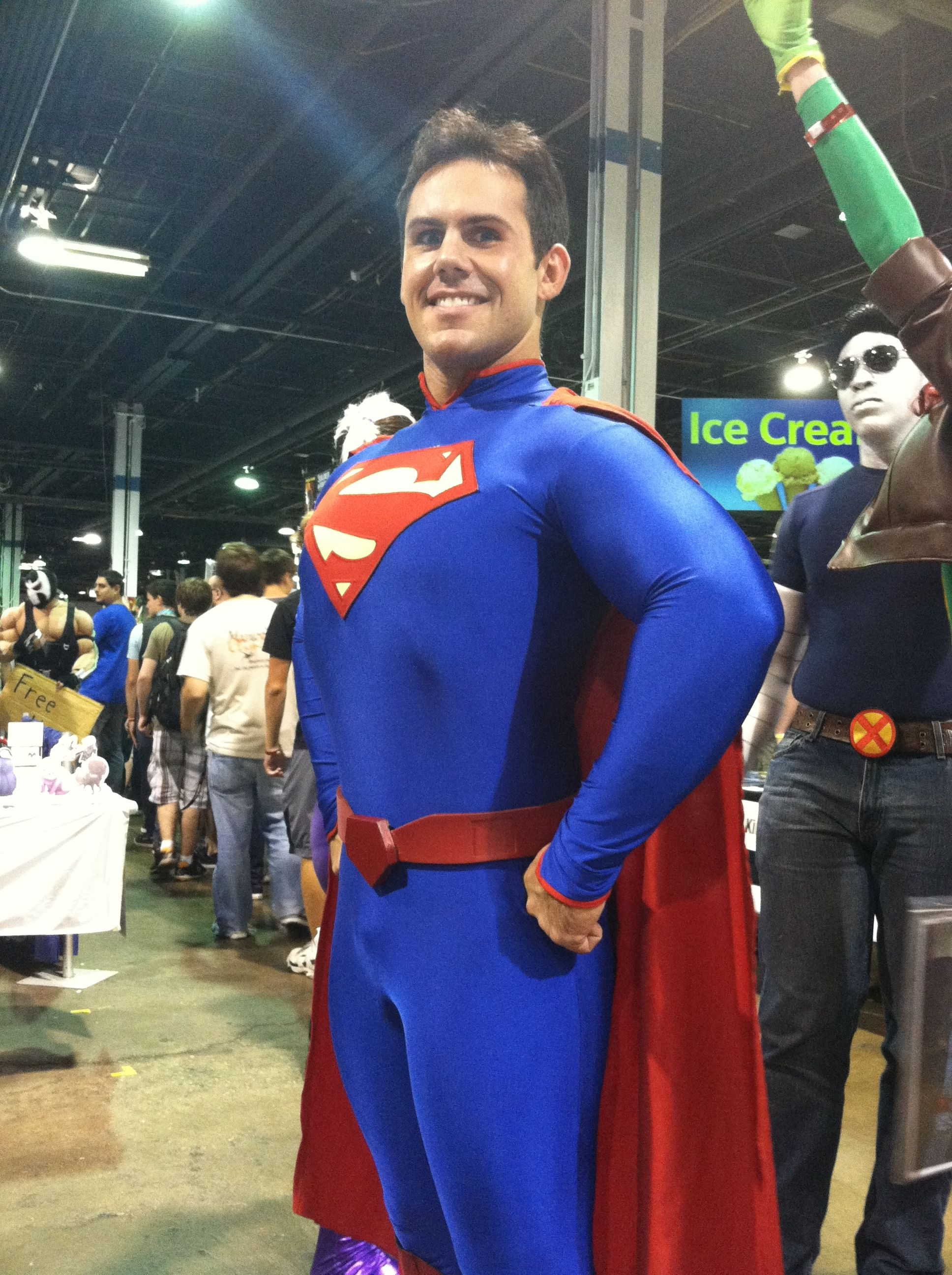 New 52 superman cosplay | DC cosplay | Superman cosplay ...