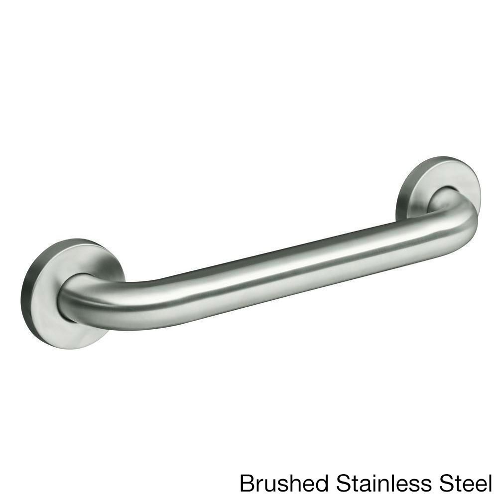Kohler contemporary inch concealed screw grab bar brushed