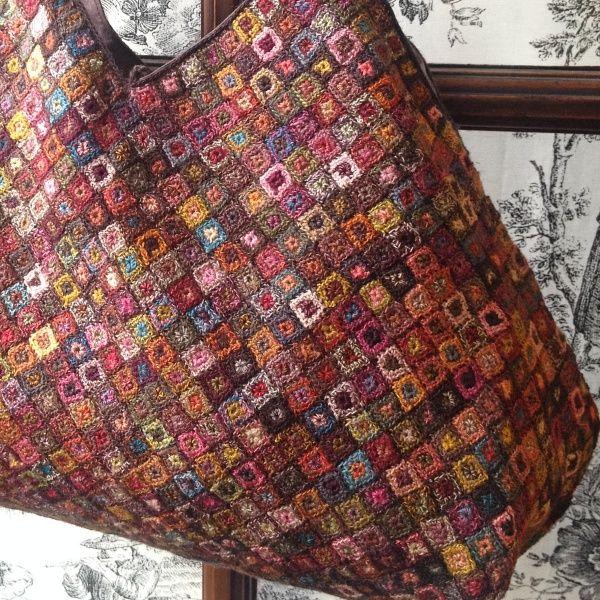 l\'uccello: Sophie Digard handbag | вязание крючком | Pinterest ...