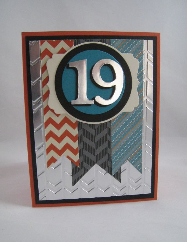 Happy 19th Birthday My Cards Stuff Pinterest Birthday 19th
