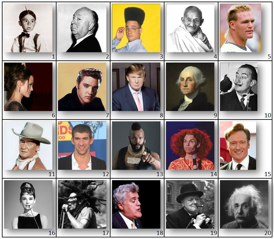 Famous People Silhouette Google Search Answer Key To Biographies Silhouette Silhouette Quiz With Answers Fun Quiz