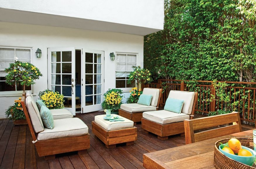 53 Awesome Backyard Ideas for Patios, Porches, and Decks