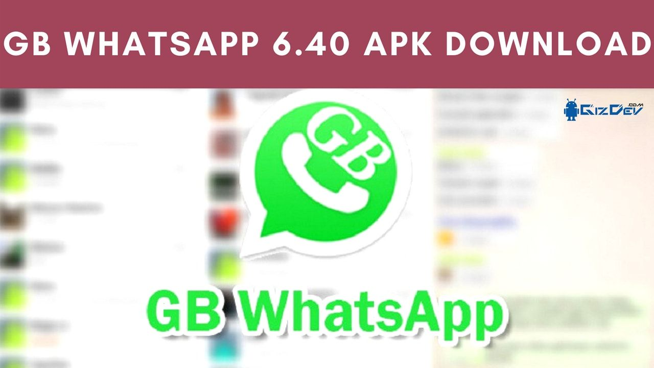 Download Latest GB WhatsApp