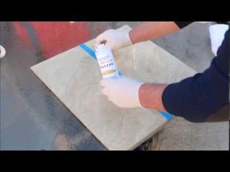 Anti Slip Non Slip Sealer Coating Wet Slippery Tile Floor Slippery Floor How To Make Tiles Patio Tiles