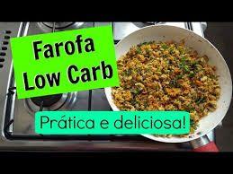 Farofa Low Carb