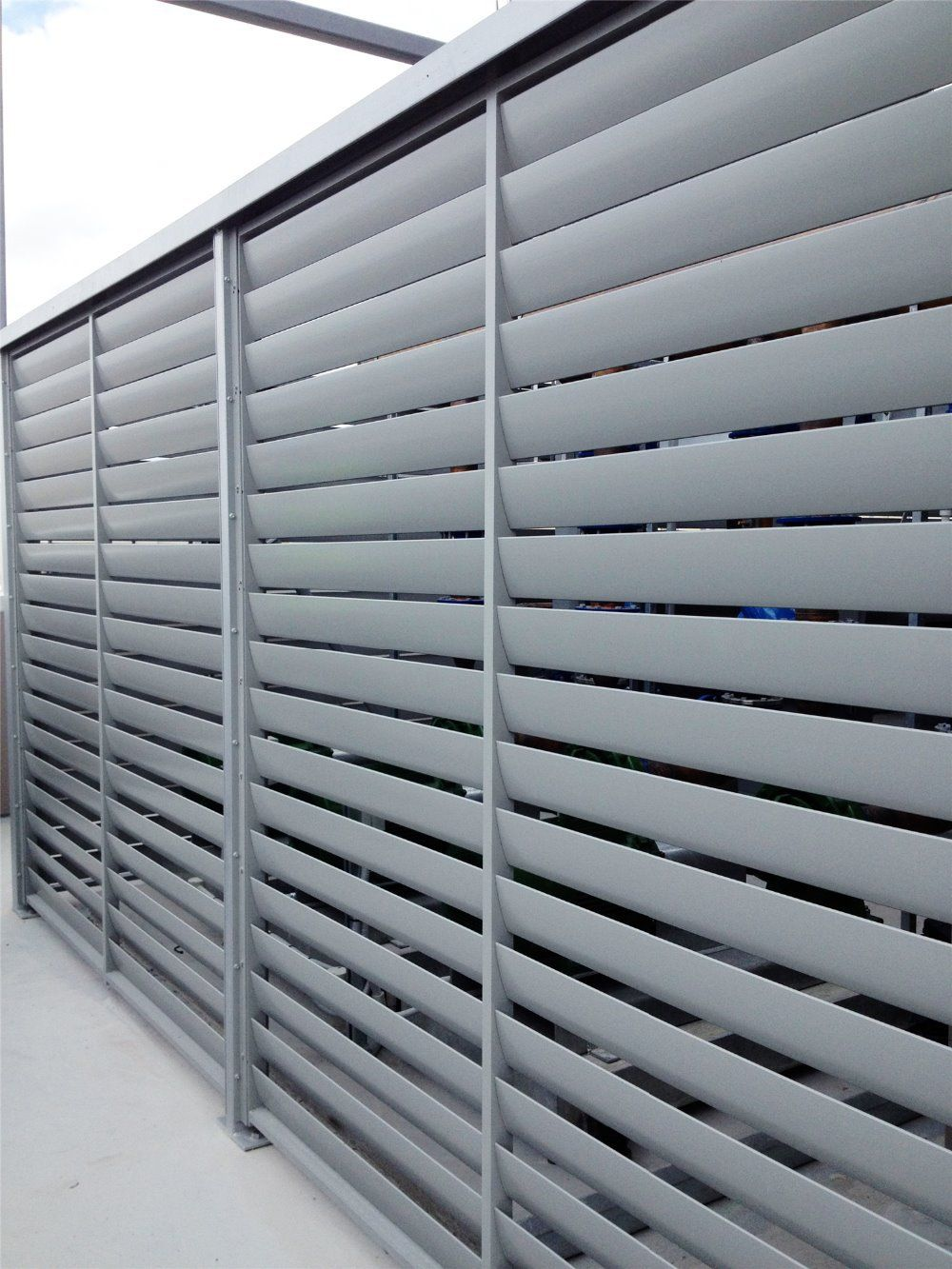 Image result for louver wall | Louvers | Security screen ...