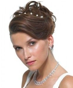 Peinados para novia 2011 - Tendencias Top