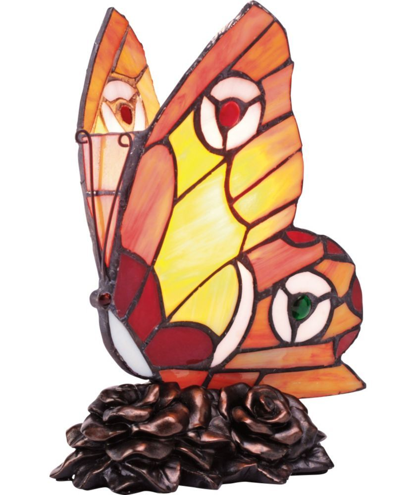 Buy living tiffany style butterfly table lamp at argos buy living tiffany style butterfly table lamp at argos your online geotapseo Image collections