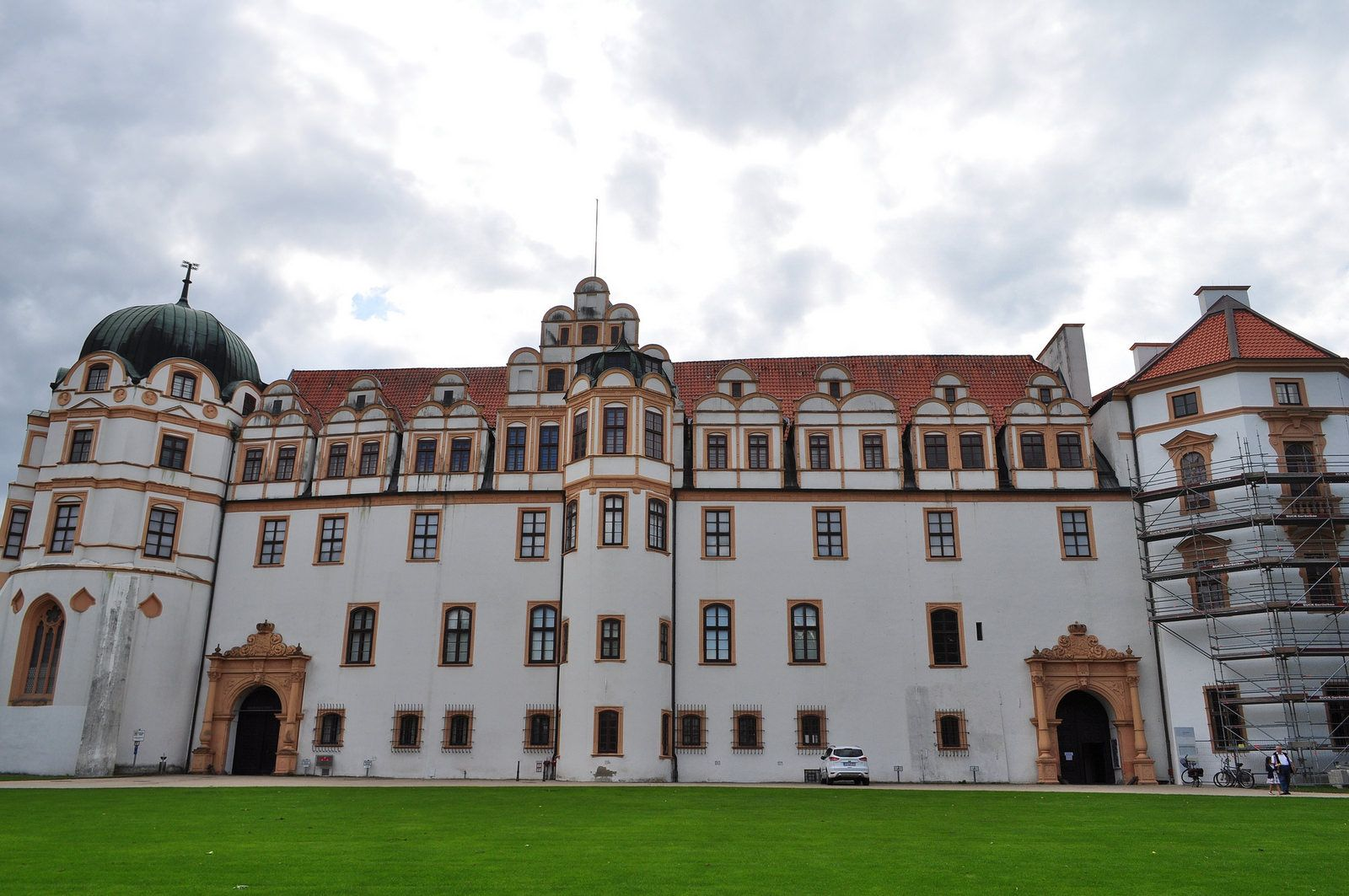 Chateau Ducal Celle Basse Saxe Republique Federale D Allemagne Castle Mansions Travel