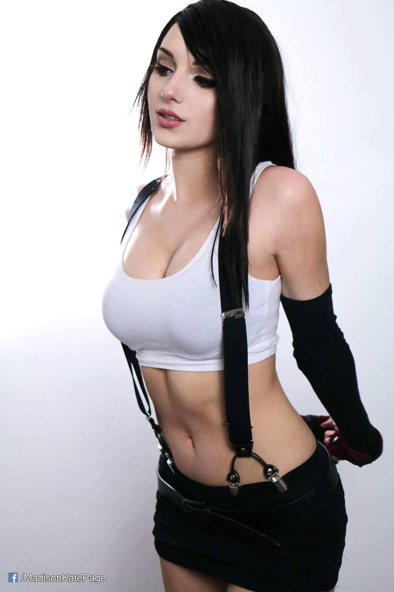 girl lockhart final Fantasy tifa