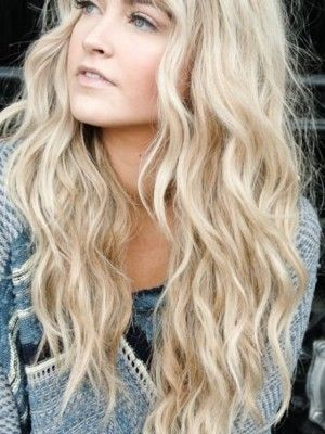 Summer Season Hairstyles 2015 | Hairstyle Ideas #hairstyles #hairstyleideas  #haircut #2015 # · Perms For Long HairPermed ...