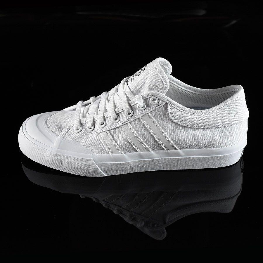 adidas matchcourt shoes white