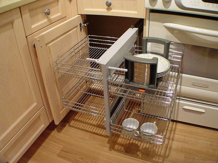 Blind Corner Cabinet Solutions | ... links ultracraft ...