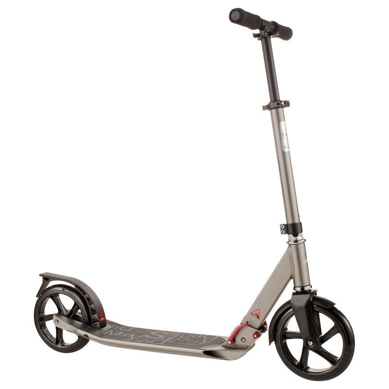 Roller_trotinettes Step, Longboard, Roller - Step Town 5 XL grijs OXELO - Steppen
