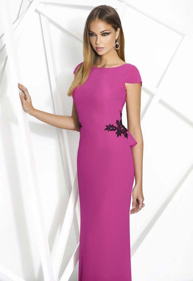 vestidos de fiesta cabotine: tendencias 2017 | fiesta | Pinterest ...