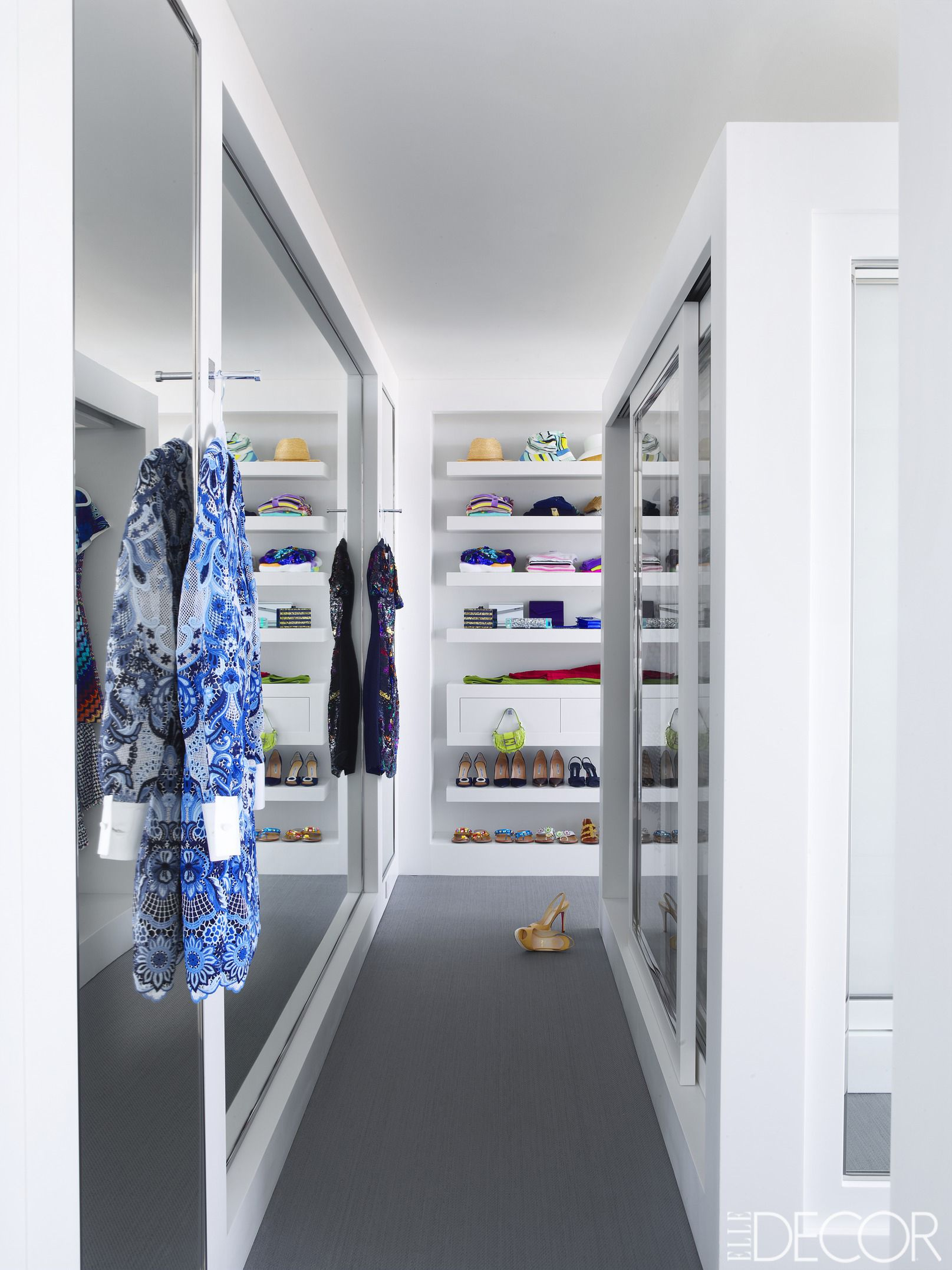 House Tour Inside An Artfully Daring Florida Home Closet Designs Wardrobe Design Wardrobe Room