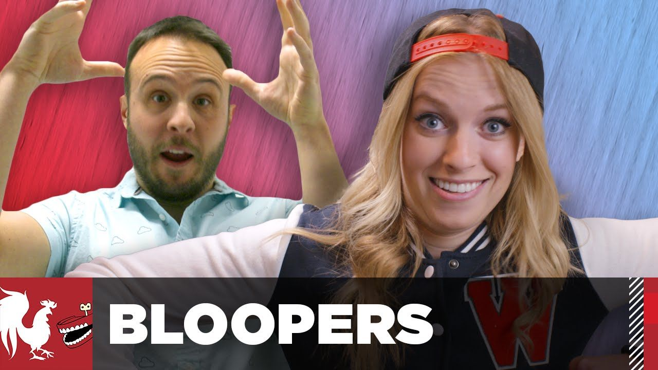 million dollars but bloopers outtakes 3 rooster teeth