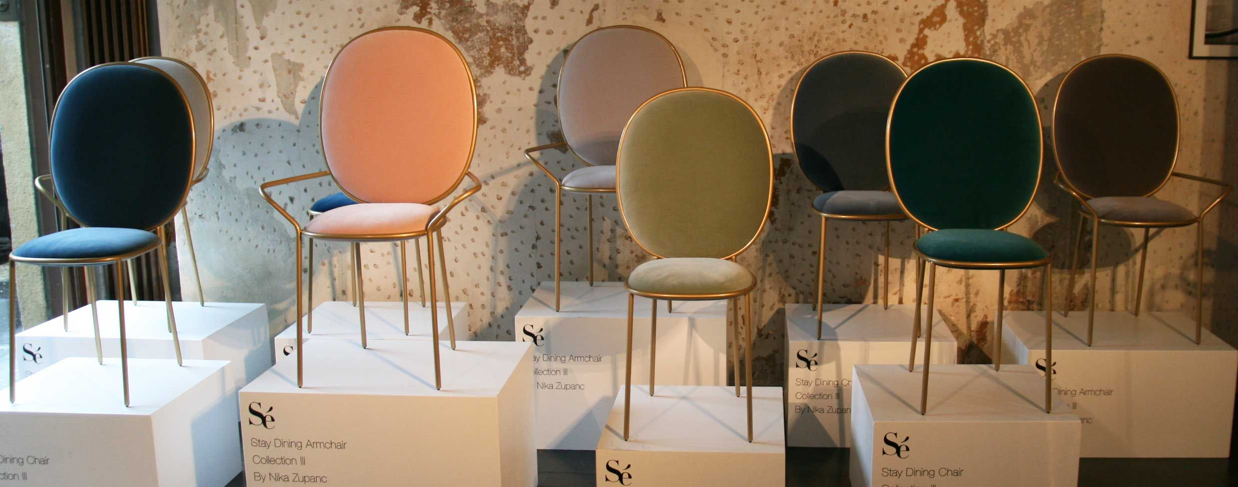 Se-London-Stay-Dining-Chairs-Cover & Milan Salone del Mobile 2015 Day 2 | Chairs u0026 Stools | Pinterest ...