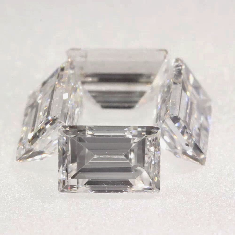 0 083 Ct Straight Baguette G Color Si1 Clarity 2 75x1 85x1 42 Mm Loose Diamond Buy Loose Diamonds Loose Diamonds Diamond