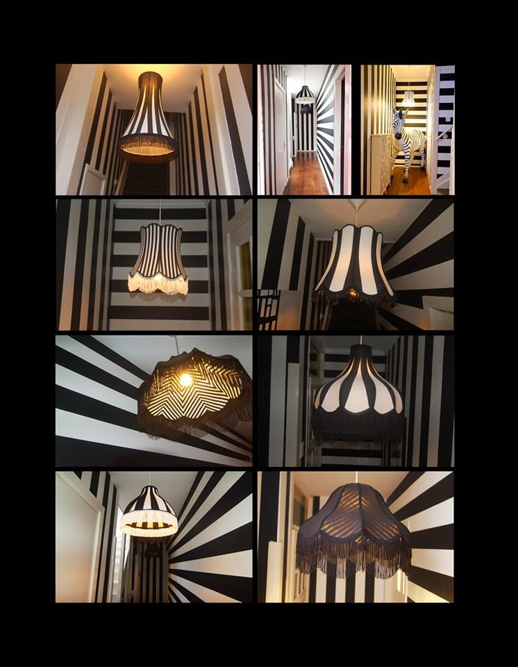 Styling lampshades Willemiek van Kuijlenborg.
