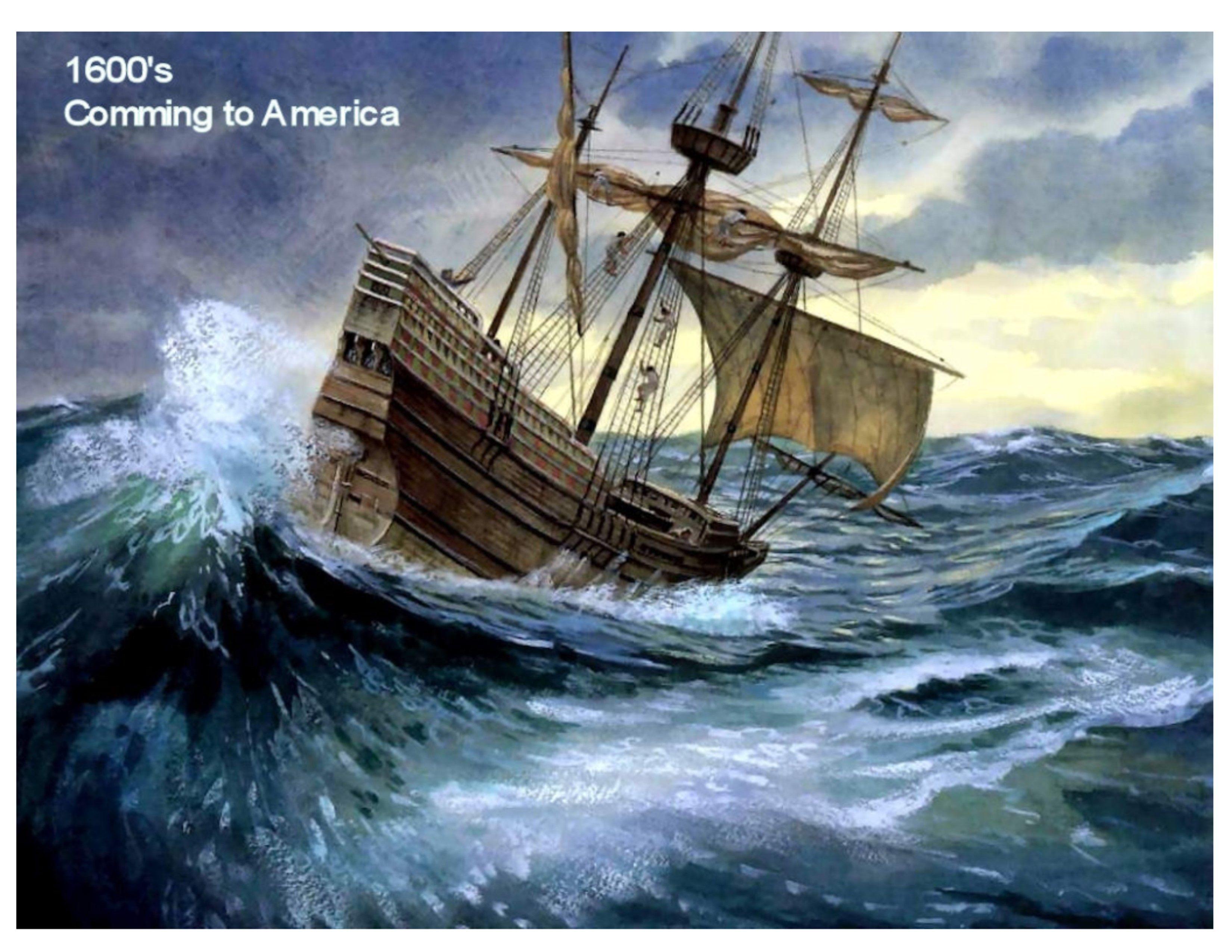2a A Mayflower 1