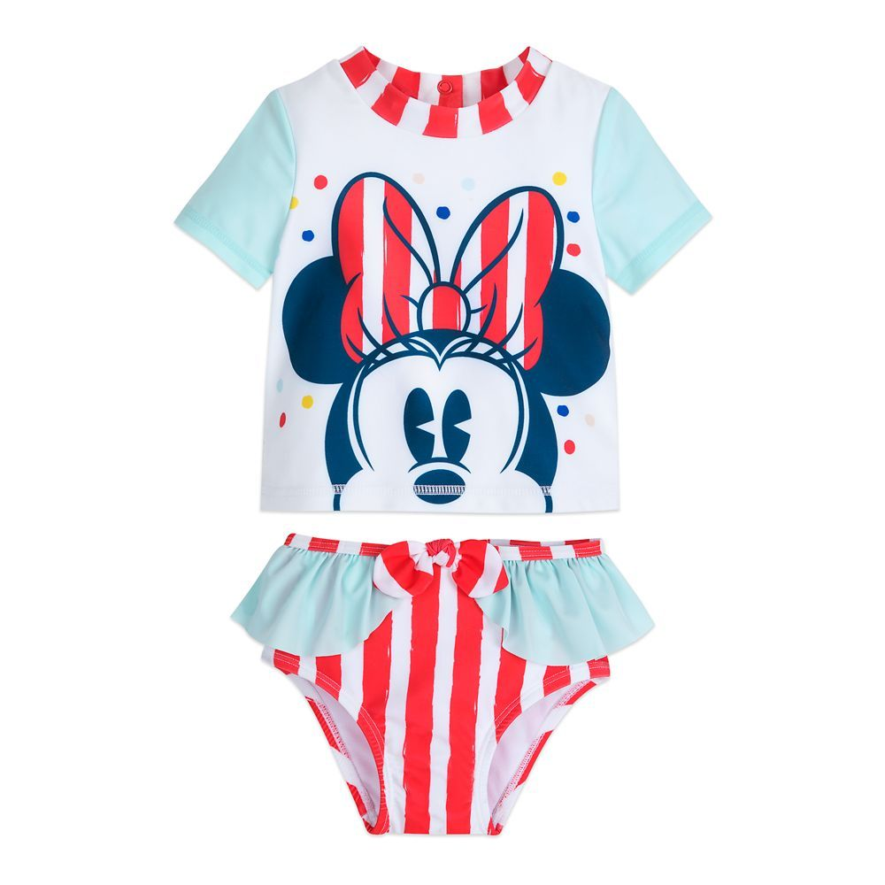 Disney Mickey Mouse and Donald Duck Swim Trunks for Boys Multi